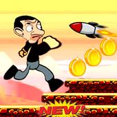 Mr Super Bean World icon