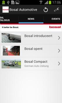 Bosal automotive screenshot 2