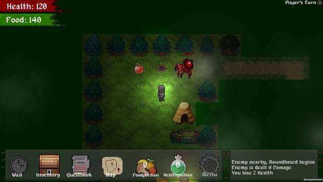Master of Rogues - The Seven Artifacts (roguelike) ảnh chụp màn hình 2