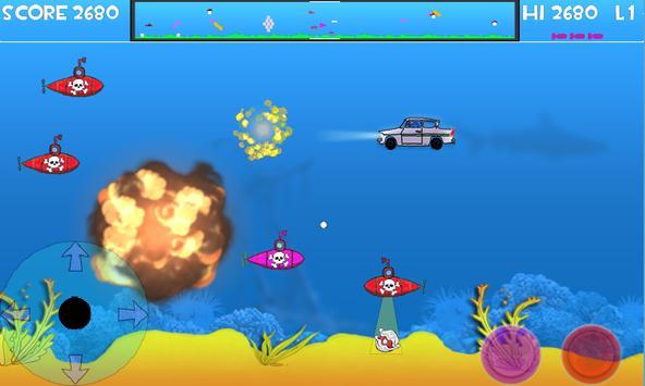 Reg And The FishMobile screenshot 7