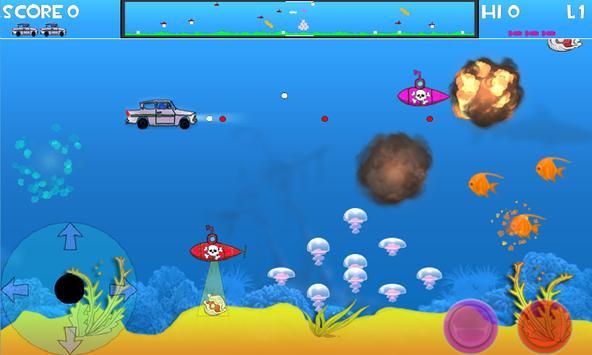 Reg And The FishMobile screenshot 1