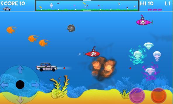 Reg And The FishMobile screenshot 2