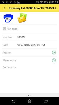 Inventory in warehouse screenshot 3