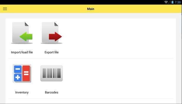 Inventory in warehouse screenshot 11