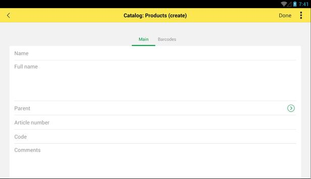 Inventory in warehouse screenshot 15