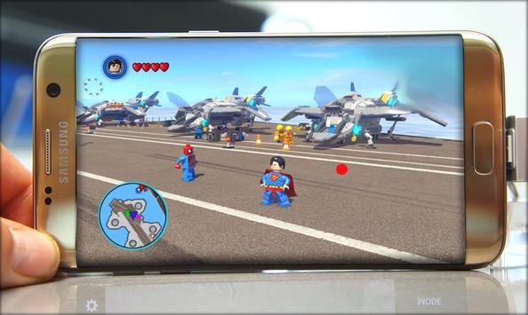 New LEGO Marvel Heroes Tips apk screenshot