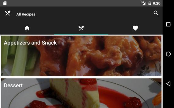 All Recipes apk screenshot