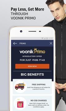 Mr Voonik - Online Shopping App apk screenshot