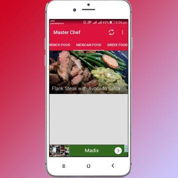 Master Chef apk screenshot