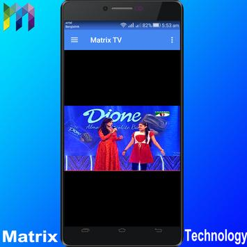 Matrix Tv apk screenshot