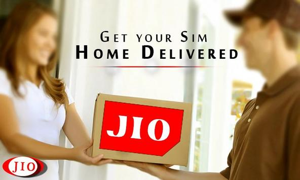Free Sim Home Delivery Prank poster