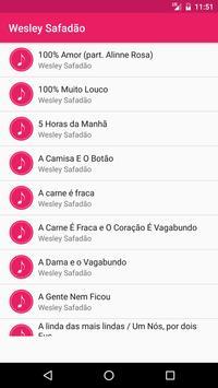 Wesley Safadão Songs apk screenshot