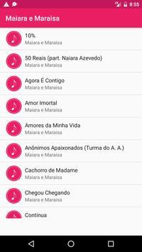 Maiara e Maraisa Songs apk screenshot