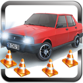 Şahin Parking(Turkish Car) icon