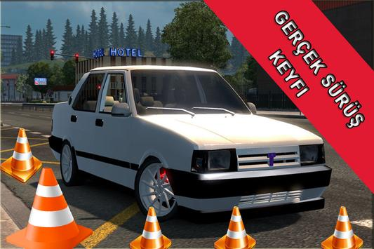 Şahin Parking(Turkish Car) apk screenshot