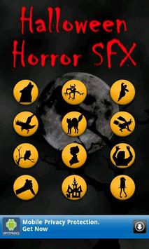 halloween horror sounds free poster - Free Halloween Sounds Downloads