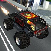 MMX Speed Shooting Track Race icon