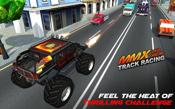 MMX Speed Shooting Track Race poster