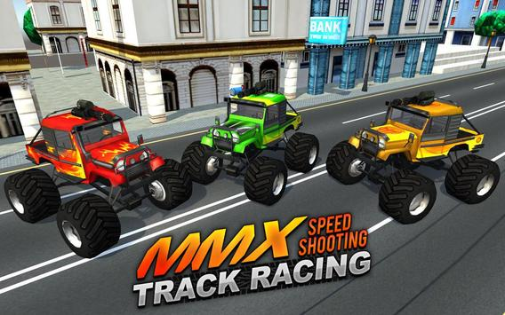 MMX Speed Shooting Track Race screenshot 14