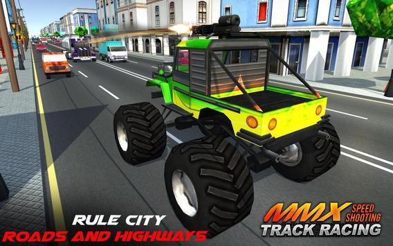 MMX Speed Shooting Track Race screenshot 1