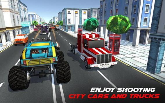 MMX Speed Shooting Track Race screenshot 2