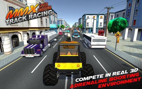 MMX Speed Shooting Track Race screenshot 3