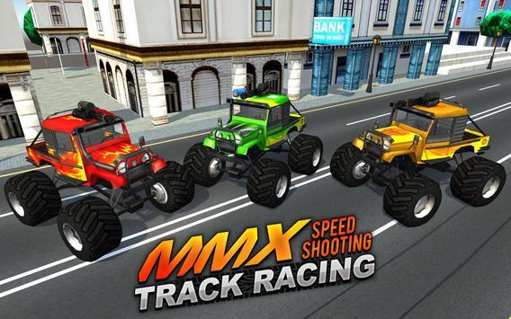 MMX Speed Shooting Track Race screenshot 4