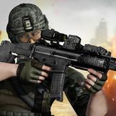 Frontline Shooter Commando icon