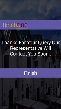 Hotel_One apk screenshot