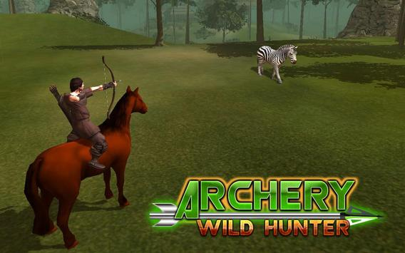Jungle Archery Wild Hunter poster