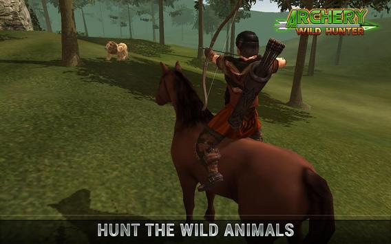 Jungle Archery Wild Hunter screenshot 1