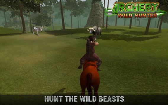 Jungle Archery Wild Hunter screenshot 4