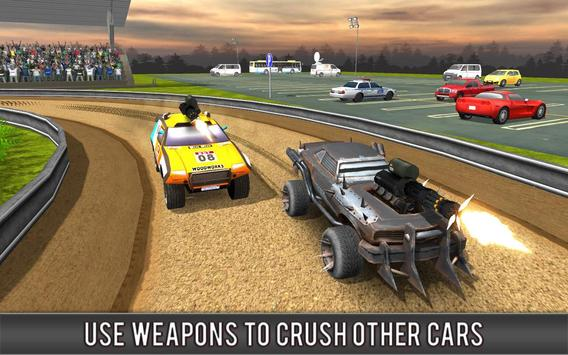 Crazy Car Rally Racing screenshot 2