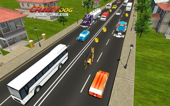 Crazy Dog Racing Simulation screenshot 3