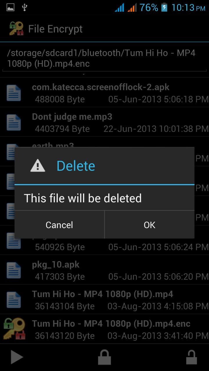 File Encrypt (Encryption App) for Android - APK Download