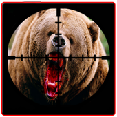 Jungle Bear Hunting Shoot 2017 icon