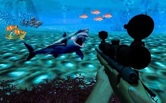 Shark Hunting Games 2018 screenshot 2