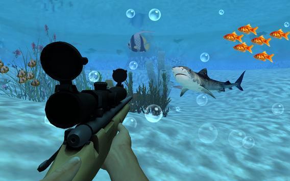 Shark Hunting Games 2018 screenshot 7