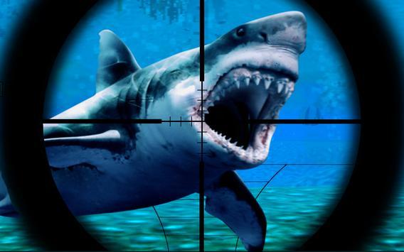 Shark Hunting Games 2018 screenshot 6
