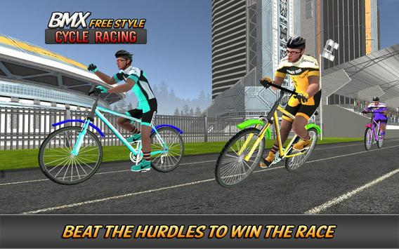 Extreme Freestyle Cycle Racing apk screenshot