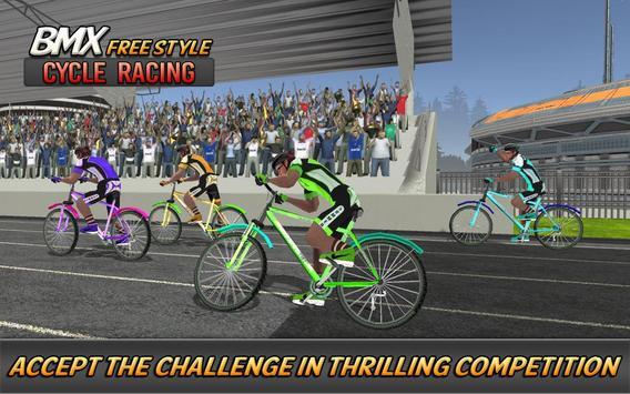 Extreme Freestyle Cycle Racing screenshot 8