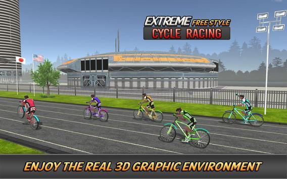 Extreme Freestyle Cycle Racing screenshot 3