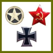 WW2 Weapon Master Trivia icon
