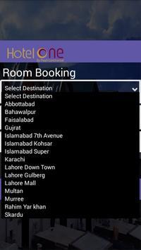 Hotel.One screenshot 1