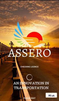 ASSERO - Student Transport poster