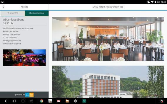 KWP HR Forum 2016 apk screenshot