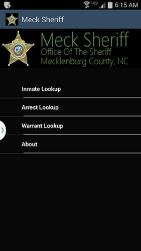 Meck Sheriff 1 0 cho Android - Tải về APK
