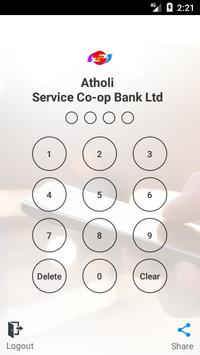 Atholi Service Co-op Bank screenshot 1