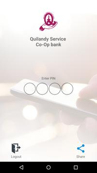 QuilandyServiceCo-Op Bank poster