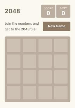 2048 forever screenshot 1
